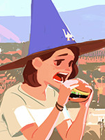 Avatar of Burger