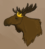Avatar of The Moose King