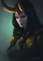 Avatar of Loki Odinson